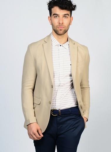 Penford Blazer Ceket Bej